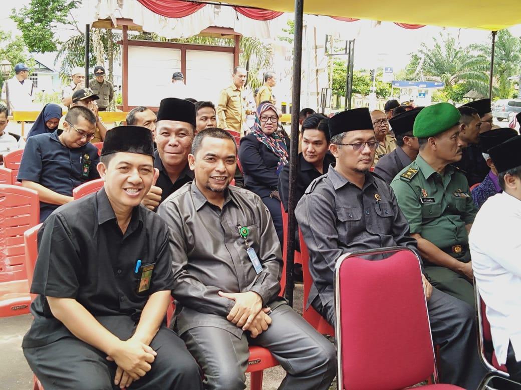 KPA Sanggau Hadiri Pencanangan Zona Integritas PA Nangapinoh