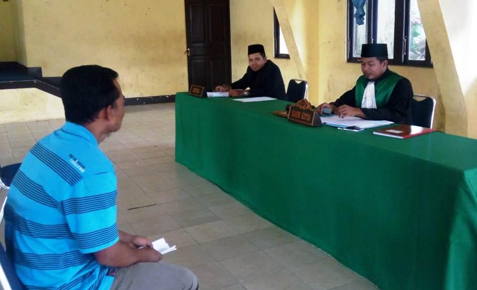 PA Sanggau Gelar Sidang di Luar Gedung Perdana di Kabupaten Sekadau