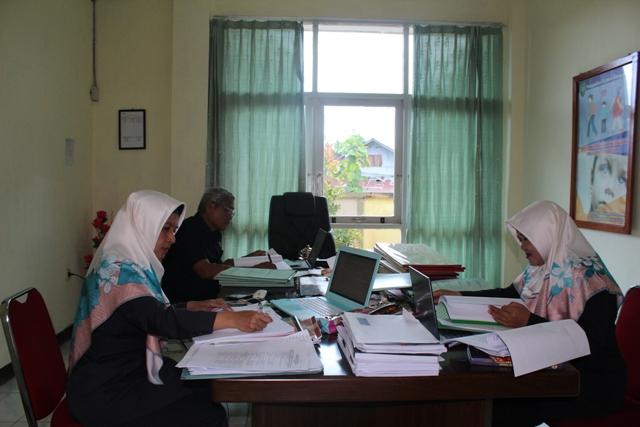 Hari Pertama HATIWASDA PTA Pontianak Lakukan Pembinaan di Sanggau