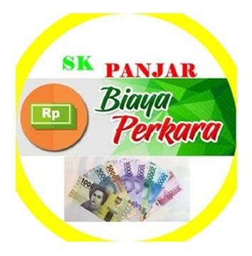 SK Panjar Biaya Perkara