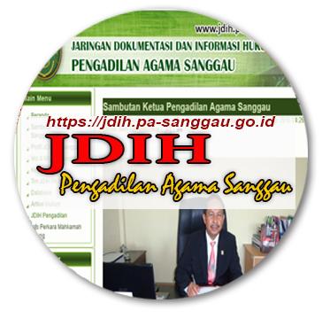 JDIH PA Sanggau