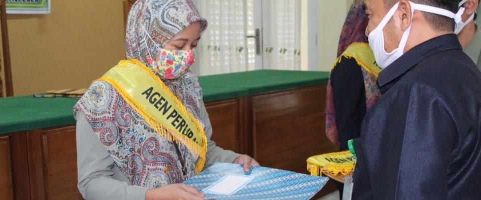 Penetapan Role Model dan Agen Perubahan  Pengadilan Agama Sanggau