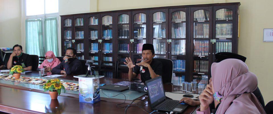 Desk Evaluasi Zona Integritas oleh KEMENPAN RB di Pengadilan Agama Sanggau