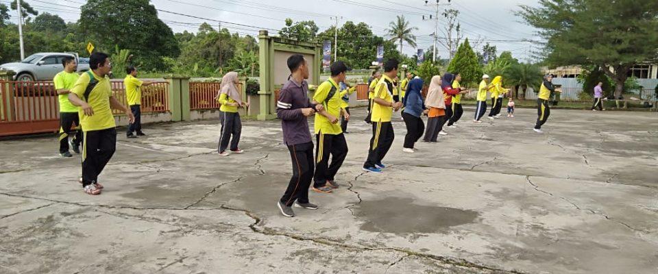 Jumat Sehat di PA Sanggau