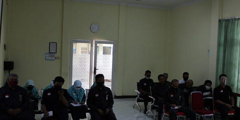 Sosialisasi Nilai-nilai Organisasi di PA Sanggau