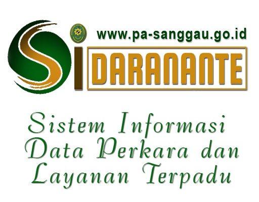 PA Sanggau Launching Aplikasi SiDaranante
