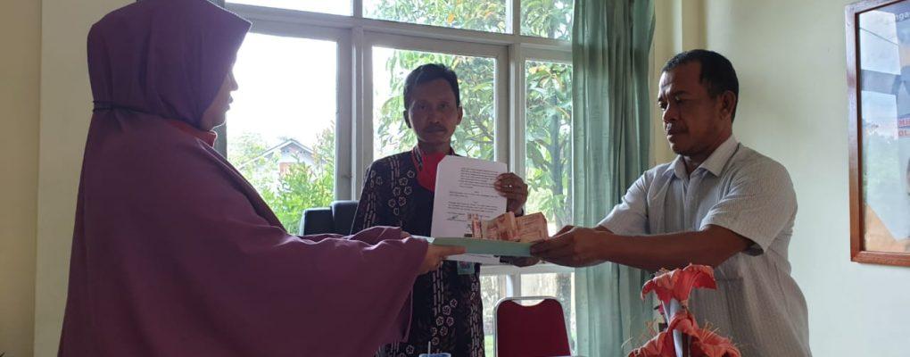 Mediator Hakim PA Sanggau Berhasil Damaikan Pihak Perkara Harta Bersama